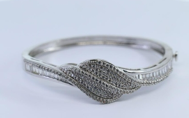Sterling Silver .925 Bangle