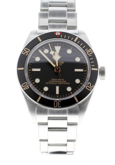 Tudor - Black Bay Fifty-Eight Steel Black Dial - 79030N - Unisex - 2018