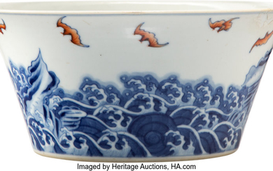 A Chinese Doucai Porcelain Bowl (18th century)