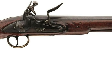A PAIR OF 20-BORE FLINTLOCK DUELLING OR HOLSTER PISTOLS