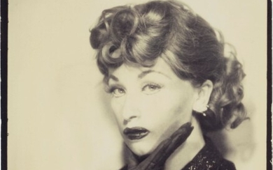CINDY SHERMAN (B. 1954), Untitled (Lucille Ball), 1975