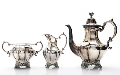 Edition Argent - Coffee set silver Edition Argent - Kaffeservis silver