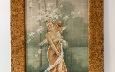FRENCH TAPESTRY WALL ART