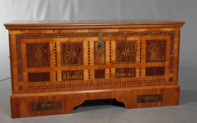 Large baroque chest