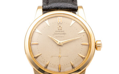 OMEGA, REF. 2657, SEAMASTER, HONEYCOMB DIAL