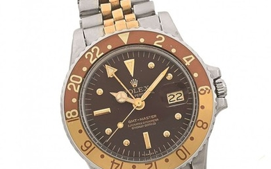 "ROLEX GMT Master ""Root Beer"", ref. 1675, n °3094952"