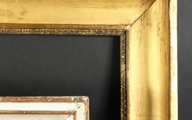"A 19th Century Hollow Frame, 29.5"" x 27""- 75cm x"