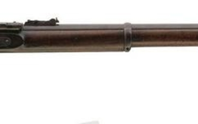 A .577 CALIBRE TWO BAND SNIDER ENFIELD SERVICE RIFLE BY