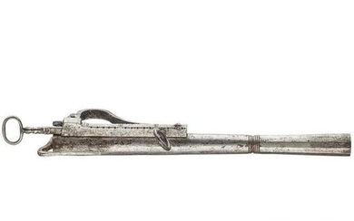 A hand cannon modelled after the Dresden