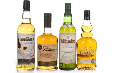 ARDMORE LEGACY, OLD PULTENEY 12 YEARS OLD