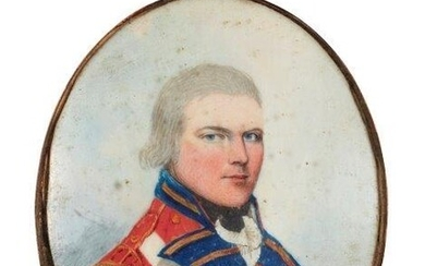 British School, late 18th/early 19th century- Portrait...