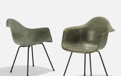 Charles and Ray Eames, DAXs, pair