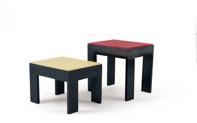 HUIB HOSTE | TWO OCCASIONAL TABLES, CIRCA 1930 [DEUX TABLES BASSES, VERS 1930]