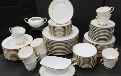 H.& Co. Heinrich (Germany) Partial Dinner Service