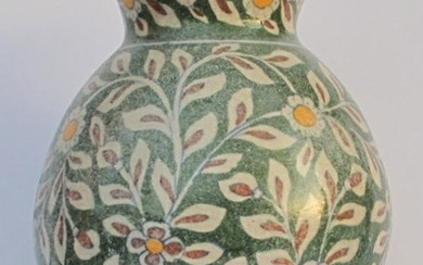 Large Persian pottery vase 19th c. or earlier FR3SH