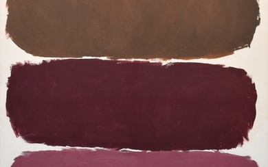 Monumental Ray Parker Abstract/Color Field Painting - Ray Parker (1922-1990)