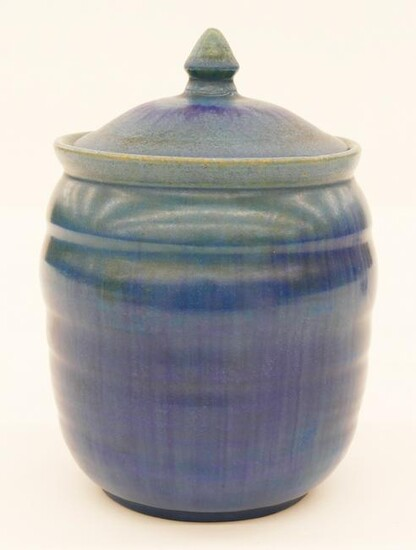Paul Bonifas Art Deco Pottery Jar