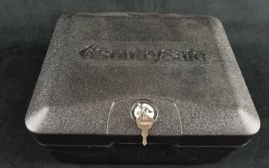 SentrySafe Fireproof Waterproof Box With Key Lock