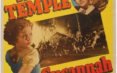 Shirley Temple: Susannah of the Mounties One Sheet
