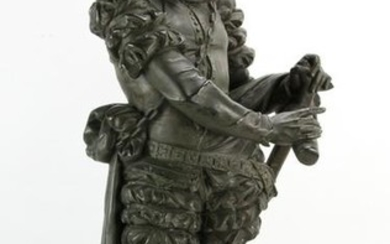Statue of C. Colomb