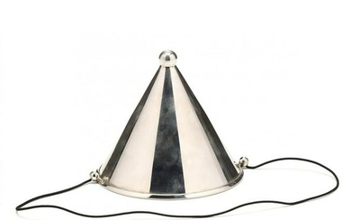 Tiffany & Co. Sterling Silver Party Hat