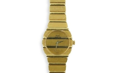 18k Piaget Polo Ladies Watch