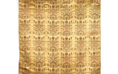 A Chinese Silk Tapestry