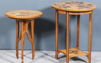 A Late 19th Century/Early 20th Century French Walnut and...