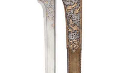 An Indian Khyber Knife, 19th Century