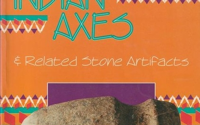 Book: Indian Axes and Related Stone Artifacts