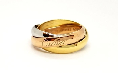 Cartier - 18 kts. Pink gold - Ring