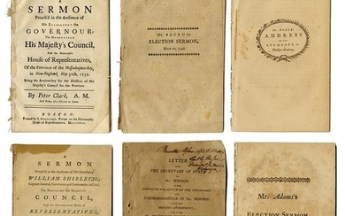 Group of Six Election and Political Sermons.