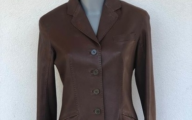 Hermès - Leather jacket - Size: EU 40 (IT 44 - ES/FR 40 - DE/NL 38)