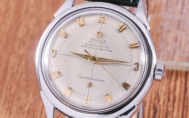 Omega - Constellation Chronometer - 2852-14 SC - Men - 1952