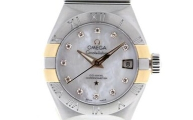 Omega - Omega Constellation Co-Axial - 123.20.27.20.55.004 - Women - 2020