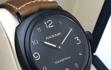 Panerai - Radiomir Black Seal Limited Edition 101 for Istanbul Boutique - PAM00613 - Men - 2018