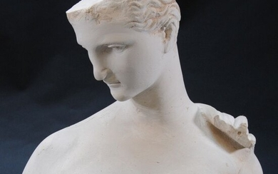 Sculpture, Psyche - Plaster - Late 20th century