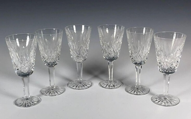 Six Waterford Colleen Stems