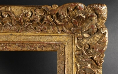 "19th Century Gilt Composition Frame, 32.5"" x 26"""