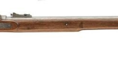A .450 CALIBRE PERCUSSION WESTLEY RICHARDS MONKEY TAIL