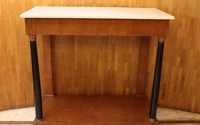 A Cherrywood Console