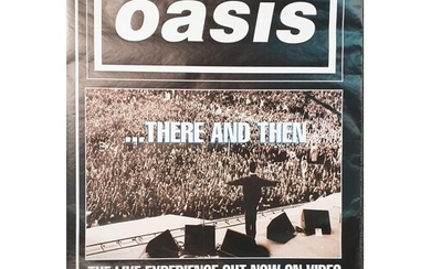 A group of three Oasis 'Whats the Story Morning Glory/Defini...