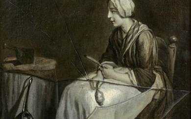 Attributed to François Xavier VISPRE (1730- 1790), after CHARDIN