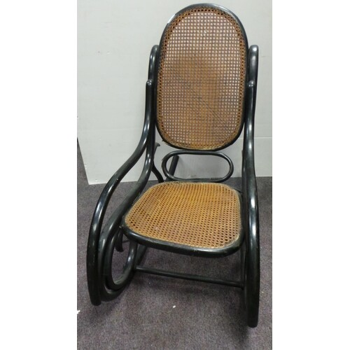 Bergere Rocking Chair