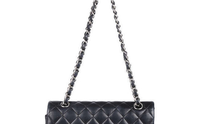CHANEL - a Small Double Flap handbag.