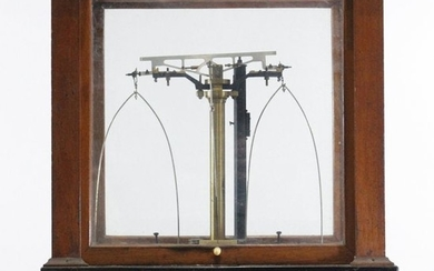 CHRISTIAN BECKER Chainomatic Antique Precision Scale