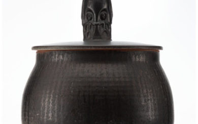 Edwin and Mary Scheier (20th century), Covered Vessel (1959)