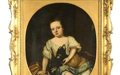 """FRENCH SCHOOL early 19th century. """"Portrait of a..."""