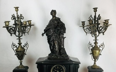 French Garniture from the Second Empire