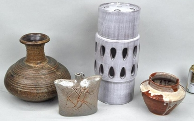 Group Four Modern Pottery Wares